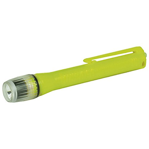 UK Lights Minilampe 2AAA Penlight, Xenon, neongelb 13054