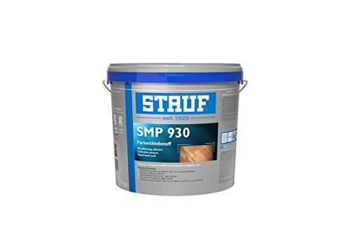 Stauf 125140 Klebstoffauftragsystem Parkettklebstoff Justeasy' SMP 930, 18kg