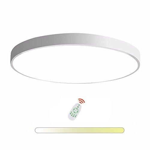 Deckenlampe Runde Deckenleuchte LED Wohnzimmer Schlafzimmer Deckenleuchte Bügeleisen Deckenleuchte...