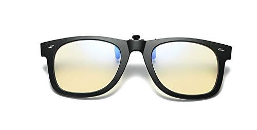 omputer Gläser Anti-Fatigue Full-Frame-Computer Spezial-Anti-Uv-Augenschutz Verteidigung Strahlung Blaulicht Spiel Brille Schutzbrille ()