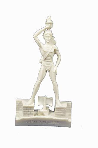 Estia Creations Koloss von Rhodos Skulptur Gott der Sonne Helios Kleine Statue (Koloss-statue)