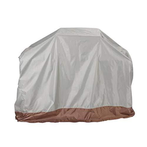 YUBU Bâche, couverture de meubles de jardin en plein air de jardin couverture de matériel de machine de protection solaire imperméable et antipoussière en plein air table extérieure et protection de l