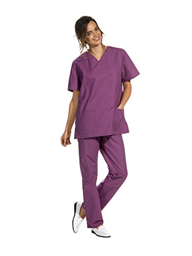 Pantaloni per sala operatoria mora