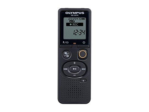 Olympus VN-541PC Aufnahmegerät (4 GB Speicher, USB-Anschluss, inkl. Batterien)