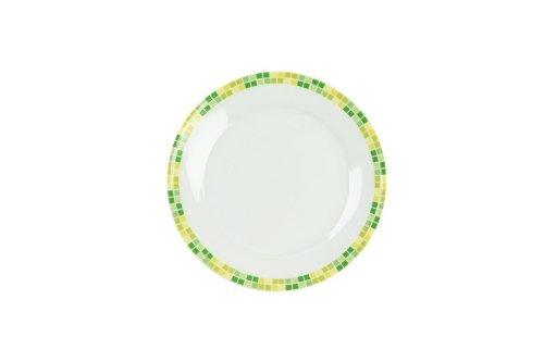 Tognana 19 cm Olympia mosaïque Assiette à Dessert – Parent