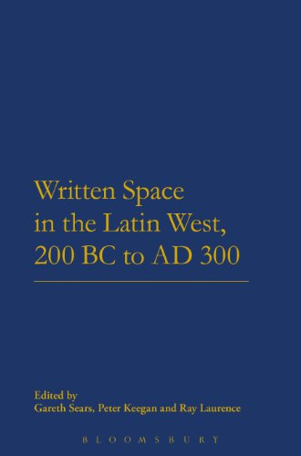 Written Space in the Latin West, 200 BC to AD 300 (English Edition) - Sears Antik