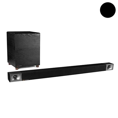 Klipsch Bar 48 Premium 3.1 sound bar with a powerful wireless 8