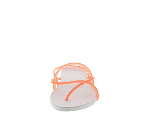 Ipanema Philippe Starck Perizoma G 81600 - Bianco Rosa Weiß (bianco / Rosa 20755)