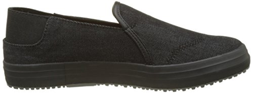 G-STAR RAW Damen Kendo Slip On Mono Sneakers Schwarz (black 990)