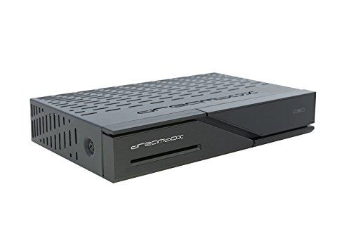 Dreambox DM 520  HD Digital Reception Receiver with 1x DVB-S2  Black
