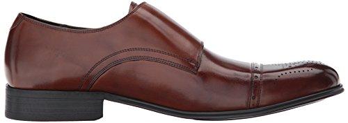 Kenneth Cole Design 10284, Loafers Homme Marron (Cognac)