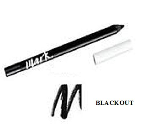 Avon Mark Artist Gel Longwear Pencil Eyeliner – Blackout – replaces Avon's Supershock Gel Eyeliner