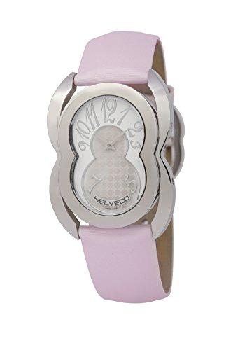 Helveco H18140AYA - Reloj color rosa