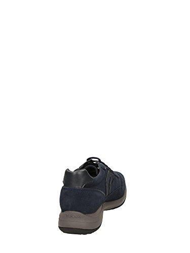 Freizeitschuhe Herren, farbe Br�une , marke GEOX, modell Freizeitschuhe Herren GEOX UOMO BOSTON A Br�une Blu