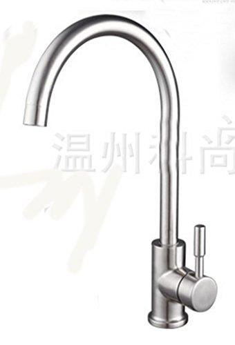 kjht304-dessin-au-fil-dacier-inoxydable-eviers-chauds-et-froids-robinets-de-cuisine