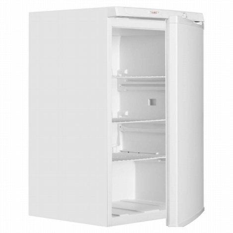 Interlevin ARR140 Palette Untertisch- Solide Tür Chiller Gekühlt Lagerung mit Edelstahl 870(H)x540(B)x600(D) 120 Liter 3 Regale -2 Jahr Teile Garantie Inklusive (Tür Chiller Display)