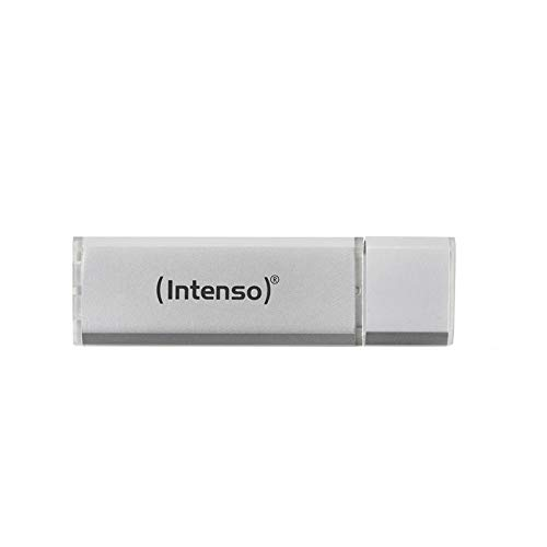 Intenso Ultra Line 64 GB USB-Stick USB 3.0 silber -