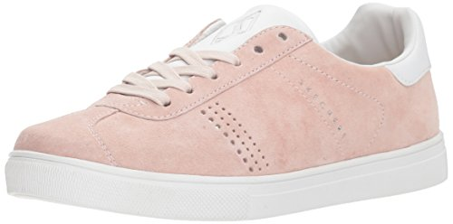 Skechers Damen Moda Sneaker, Pink (Light Pink), 35 - Skechers-damen-mode