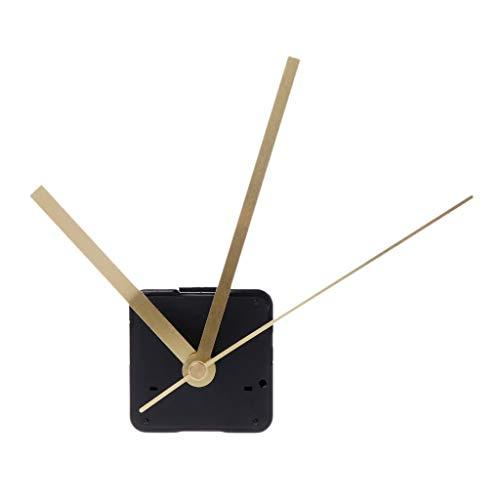 DIY Quarz Uhrwerk, Mechanismus Uhrzeiger, Wanduhr Reparaturteil Satz,Flüsterleises Schleichendes Uhrwerk