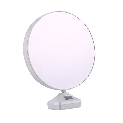 BigFamily LED Light Photo Frame Home Geschenk Schlafzimmer Schaffung Magic Mirror Plastic Electronic CosmeticTable Ornamente (Frame Photo Magic)
