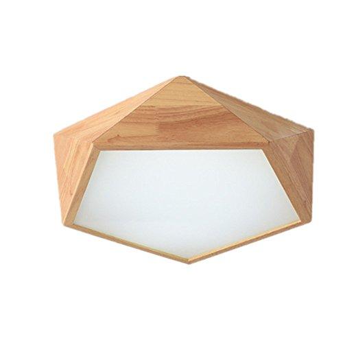 Wohnzimmerleuchten Led Minimalist | Ayaya Wood Lamp The Best Amazon Price In Savemoney Es