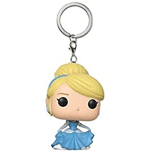 FunKo Cinderella Pocket Pop Keychain multicolor 21321