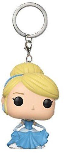 Funko- Pocket Pop Keychain: Disney-Cinderella