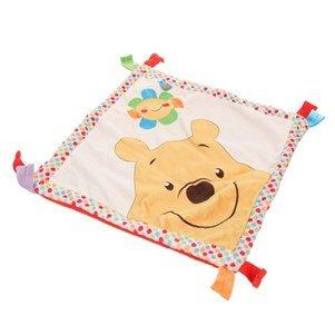 Simba 6315873317-Disney Winnie The Pooh Baby II, schmusetuch, 3Modelos