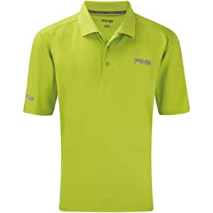 Ping Collection 2014 Mens Eagle Tour Golf Polo Shirt - On The Green - S