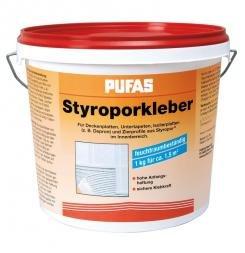 Pufas Styroporkleber 4,000 Kg 0