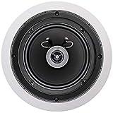 "Cambridge Audio C155 Pair of In-Ceiling Speakers - 6.5"" Woofer, 0.5"" Low Mass Tweeter"