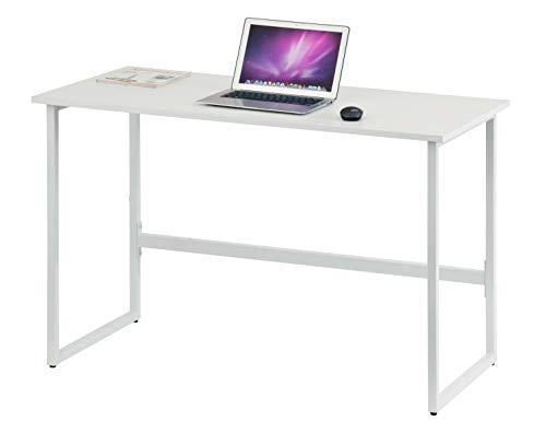 Schmaler Schreibtisch Weiß 2021