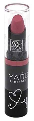 Kiss Ruby Kisses Matte Lipstick Rosy