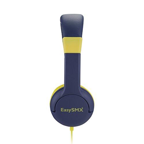 EasySMX Cuffie Comode per Bambini Auricolari per Bambini Over-ear Volume  Auricolare limitato per la Protezione ... cfa520baed62