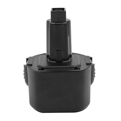 KINSUN outil électrique batterie 9.6V 1.5Ah Ni-Cd pour Dewalt DE9036 DE9061 DE9062 DW9061 DW9062