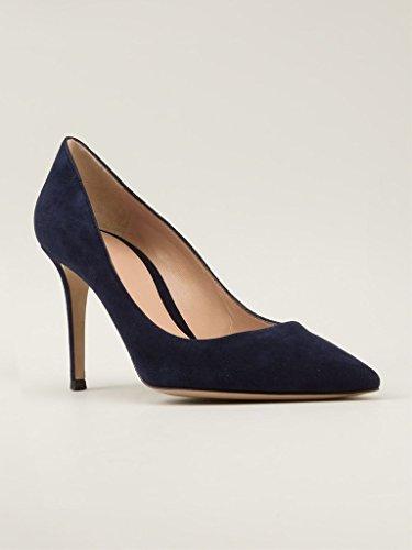 e73b4ea50155f9 EDEFS - Escarpins Femme - Chaussures à Talons Hauts - Bout Pointu fermé - Classique  Bureau ...