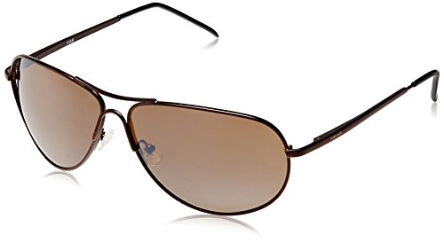 Fastrack Aviator Sunglasses (M050BR12) image