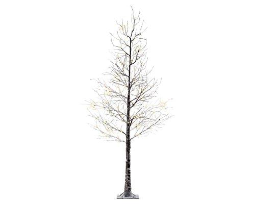LED Baum beschneit LED Beleuchtung für außen 1,25m H