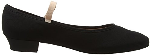 Bloch Accent Canvas, Scarpe Danza Moderna e Jazz Donna Nero (Black)