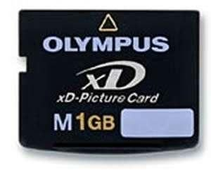 Olympus xD Picture Card 1GB Typ M