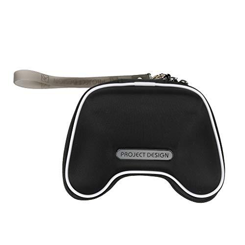 Preisvergleich Produktbild UHAoo Controller Airfoam Schutztasche Shookproof Eva Tough-Speicher-Fall Tragetasche Ersatz für Nintendo Switch Pro Gamepad