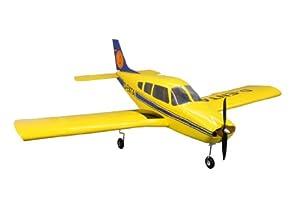 Jamara 6180 - Avioneta Piper PA-28 EP (1530 mm, con retracción) importado de Alemania