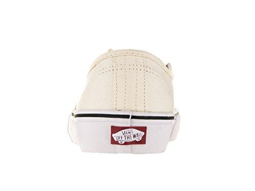 Vans AUTHENTIC, Unisex-Erwachsene Sneakers White/White