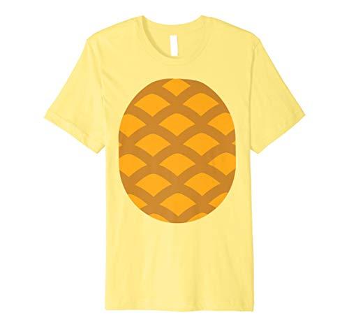 Ananas Kostüm Hemd - Easy DIY Billige Kostüme - Easy DIY Ko (Diy Halloween Damen Kostüm)