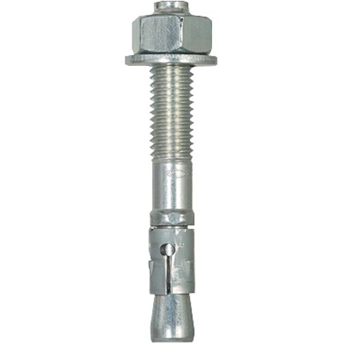 FISCHER 040950 20PIEZA(S) 106MM SCREW ANCHOR - SCREW ANCHORS (METAL  GRIS)