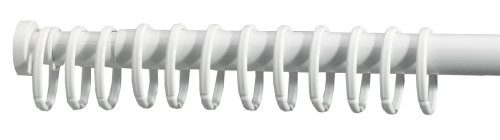 Sealskin Duschvorhangringe 12 Stück im Beutel weiß thumbnail
