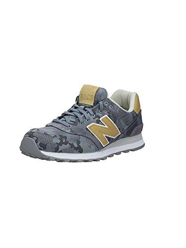 New Balance Ml574, Bottes Classiques Homme Gris (Grey)