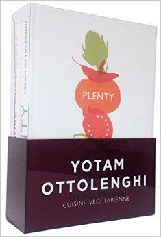 Coffret Yotam Ottolenghi: Cuisine végétarienne de Yotam Ottolenghi ( 14 octobre 2015 )