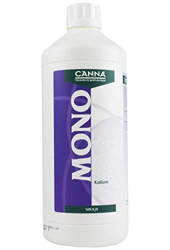 Weedness Canna Dünger Kalium 1 Liter - Grow Anbau Indoor Kalium Dünger Bio Tomaten Dünger Flüssig (Tomaten-anbau)