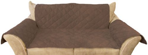K&H Manufacturing Furniture Cover Loveseat Mocha by K&H Manufacturing